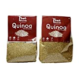 #2: True Elements Gluten Free Quinoa 1kg (Semi Processed) Pack of 2
