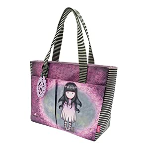 Gorjuss Oops A Daisy Shopper Bag