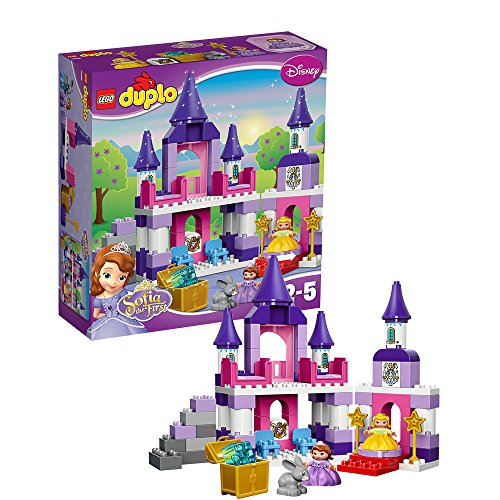 LEGO - El castillo real de Sofia the First, multicolor (10595)