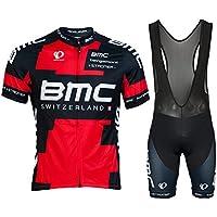 Pearl Izumi BMC - Kit promozionale, da ciclismo, nero (nero), (Abbigliamento Pearl)