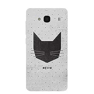 Back cover for Redmi 2 Prime Meow 3