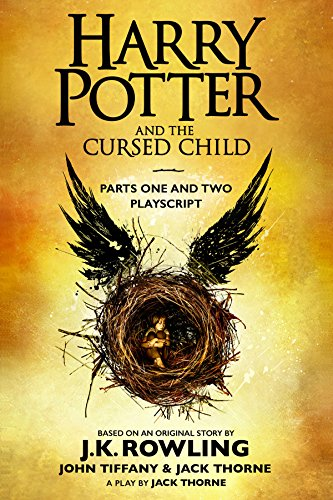 Harry Potter and the Cursed Child - Parts One and Two: The Official Playscript of the Original West End Production (English Edition) por J.K. Rowling