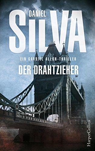 Buchseite und Rezensionen zu 'Der Drahtzieher' von Daniel Silva