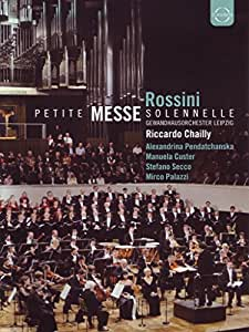 Rossini: Petite Messe Solennelle [(+booklet)]