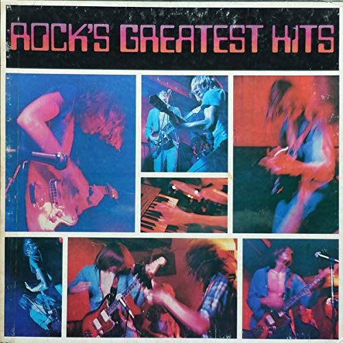 Rock's Greatest Hits [4x Vinyl LP] - Argent Music Box