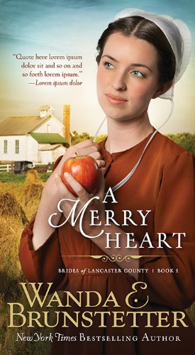 A Merry Heart Brides Of Lancaster County