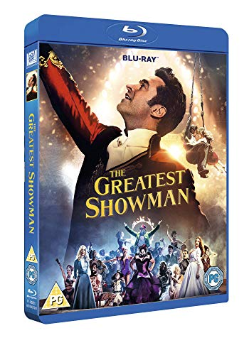 The Greatest Showman [Blu-ray + Digital Download] Movie Plus Sing-along [2017] (Without cardboard slip cover)