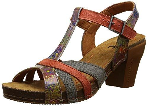 Arti Feel 239 - Scarpe con Tacco Donna Multicolore (Urban Holi)