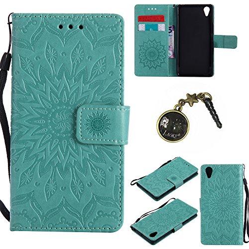 Preisvergleich Produktbild PU Silikon Schutzhülle Handyhülle Painted pc case cover hülle Handy-Fall-Haut Shell Abdeckungen für Sony Xperia X Performance (12,7 cm (5 Zoll) +Staubstecker (2FF)