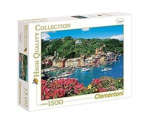 Clementoni - 31986 - Puzzle Collezione Alta qualità Portofino, 1500 Pezzi