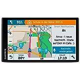 "Garmin DriveSmart 61 LMT-D - Navegador para automóvil (Todo Europa, pantalla de 6.95"", GPS y Wifi, cable USB)"