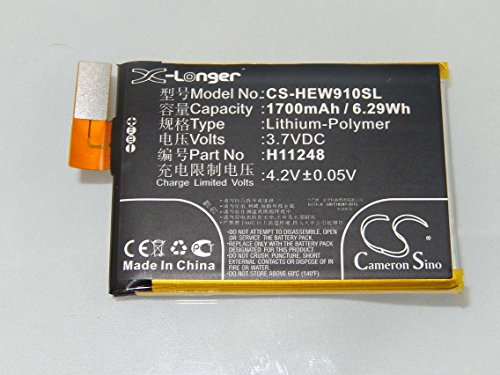 vhbw-li-polymer-batterie-1700mah-37v-pour-telephone-smartphone-haier-hw-w910-w910-comme-h11248