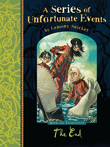 A Series of Unfortunate Events (en anglais), Book 13 : The End