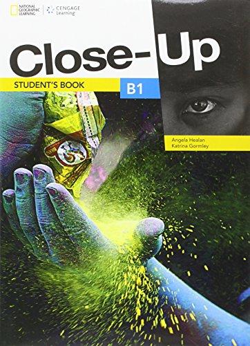 Close Up. Intermediate B1 Level. Student's Book