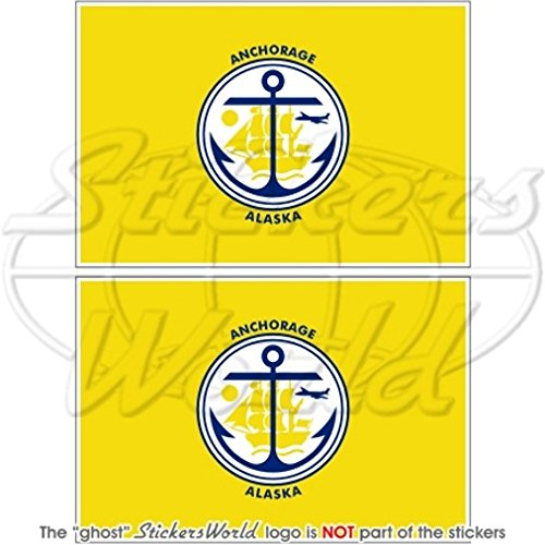 ancoraggio-bandiera-americana-alaska-alaskan-1016-4-cm-100-mm-in-vinile-per-adesivi-decalcomanie-x2