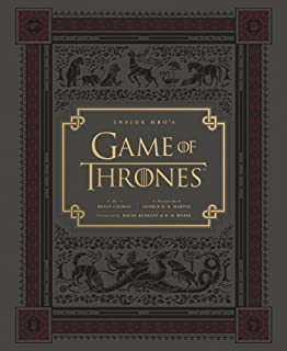 Inside HBO's Game of Thrones (1452110107) | Amazon price tracker / tracking, Amazon price history charts, Amazon price watches, Amazon price drop alerts