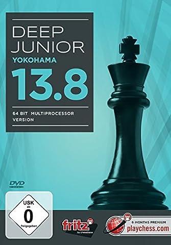 Deep Junior 13.8 –Yokohama (64 BIT MULTIPROCESSOR VERSION) (Junior Board)