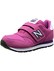 New Balance Kv373Mnp - Zapatillas, color pink smu, talla