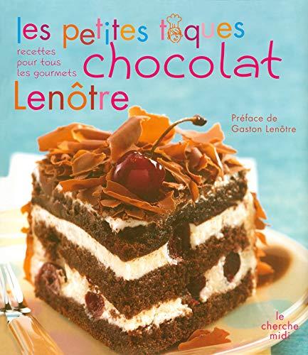 Les petites toques chocolat Lenôtre par Vincent MARY