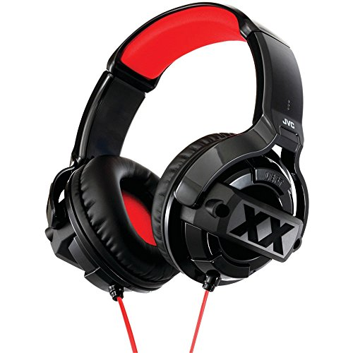 JVC HA-M55X Xtreme Xplosives Series Over-the-ear Headphone  available at amazon for Rs.5799