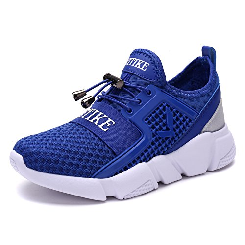 Garçon Fille Chaussure de Course Chaussures de Outdoor Sneakers Mode Basket Chaussure de Course Sport Walking Shoes Running Compétition Entraînement Chaussu