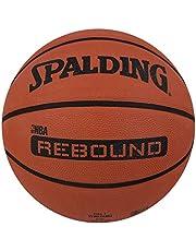 Spalding NBA Rebound Basketball Size-7 ( Brick)
