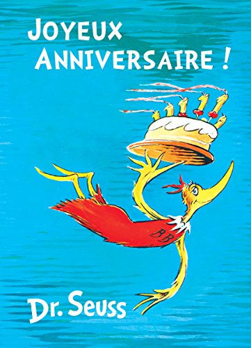 : French Edition of Happy Birthday to You! ()