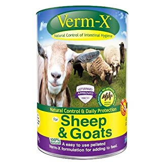 Verm-X – Herbal Pellets for Sheep & Goats x 750 Gm Tube 51GYtRQGwdL