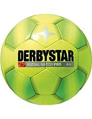 Derbystar Futsal Match Pro, 4, gelb grün, 1084400540