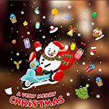 Sylar Pegatina Simple Coloridos Personajes De Navidad Tema De Navidad Decoración De Navidad Creativas Pegatinas De Cristal Pegatinas De Ventana