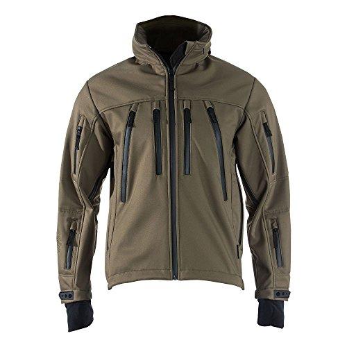Softshell Jacke UF Pro Delta Eagle oliv Größe L