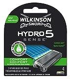 Wilkinson Sword Hydro 5 Sense Comfort Klingen