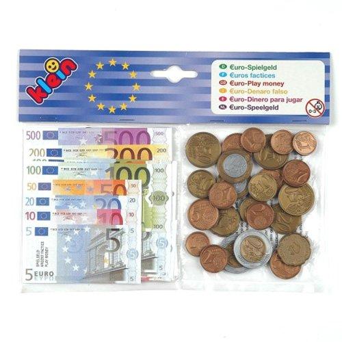 Theo Klein 9612 - Euro Dinero Para Jugar