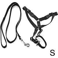 XCSOURCE regolabile No-Pull anteriore leader di nylon del cablaggio del cane collare di addestramento Walking Guinzaglio Guinzaglio OS778