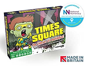 ThinkNoodle Times Square - A Fast & Fun Times Tables Maths Game