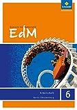 Elemente der Mathematik SI - Ausgabe 2016 für Berlin / Brandenburg: Arbeitsheft 6
