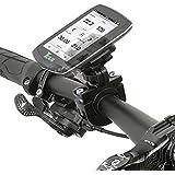 Wicked Chili Fahrradhalterung für Teasi one3 eXtend / one3 / one2 / one / Core / Pro Pulse und SMAR.T Power (Sicherungsgummi / QuickFix-System / Made in Germany) schwarz