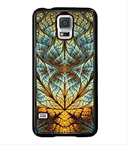 Fuson Designer Back Case Cover for Samsung Galaxy S5 Mini :: Samsung Galaxy S5 Mini Duos :: Samsung Galaxy S5 Mini Duos G80 0H/Ds :: Samsung Galaxy S5 Mini G800F G800A G800Hq G800H G800M G800R4 G800Y (lotus sunflower rangoli artwork)