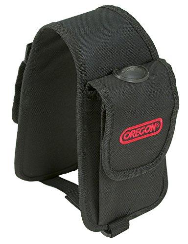 Oregon 542035 Satteltasche für professionelle Combi-Can - Schwarz -