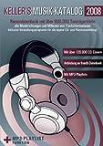 : Keller's Musik-Katalog 2008
