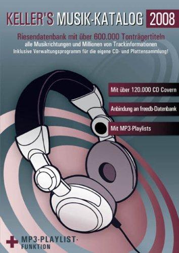 Preisvergleich Produktbild Keller's Musik-Katalog 2008