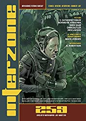 Interzone #259 Jul - Aug 2015 (Science Fiction and Fantasy Magazine)