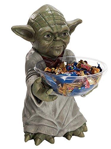 Star Wars Yoda Bonbon Schalen Halter Lizenzware grün (Bowl Yoda Candy)