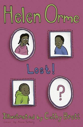 Lost! (Siti's Sisters)