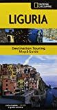 Liguria. Carta stradale e guida turistica. 1:200.000