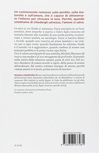 scaricare ebook gratis L'amore che mi resta PDF Epub