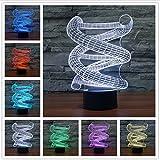 Kreative Bierflasche Led Usb 3D Nachtlicht 7 Farbwechsel Illusion Tischlampe Baby Schlafen Sensor Licht