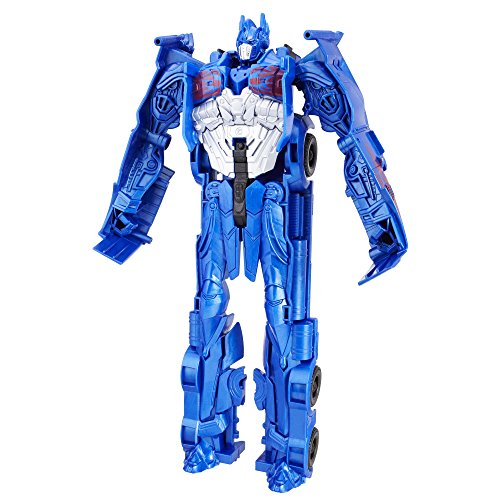 Transformers: The Last Knight Titan Changers Optimus Prime (Transformers Prime 4 Optimus)