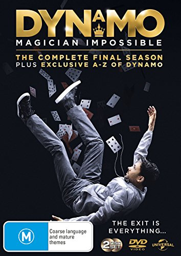 Dynamo - Magician Impossible - Season 4 A-Z Of Dynamo [NON-USA Format / PAL / Region 4 Import - Australia] -