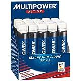 Multipower Magnesio Liquido - 20 Unidades